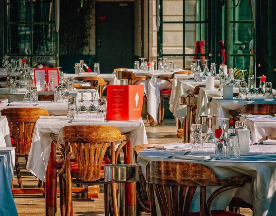 créer une campagne de set de table publicitaire avec Setimpact